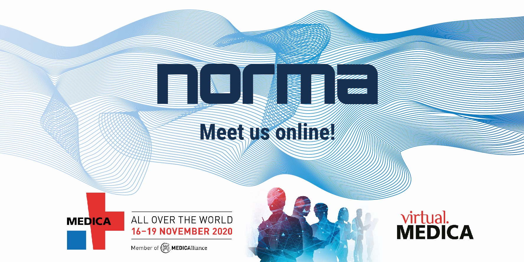 Meet Norma at virtual.Medica 2020